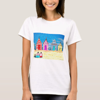 The Beach Huts T-Shirt