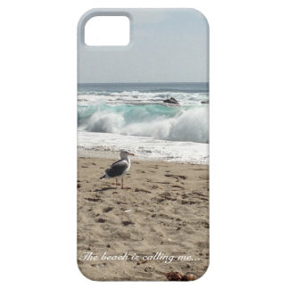 The Beach is Calling Me - iPhone 5 Case