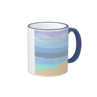 The Beach Ringer Mug