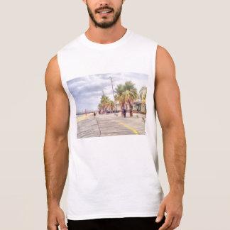 The beachfront sleeveless shirt