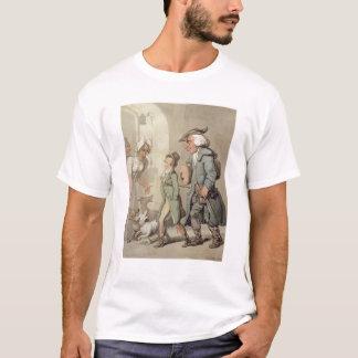 The Bear and Bear Leader T-Shirt