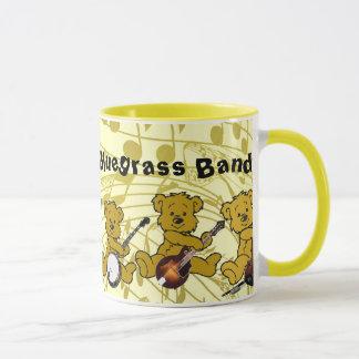 THE BEAR BLUEGRASS BAND- MUG