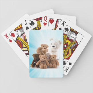 The Bear Family Deck of Cards
