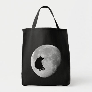 The Bear in the Moon Tote