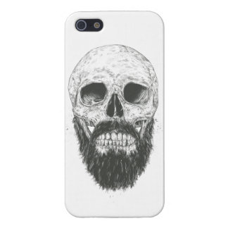 The beard is not dead iPhone 5 case