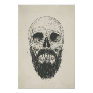 The beard is not dead posters