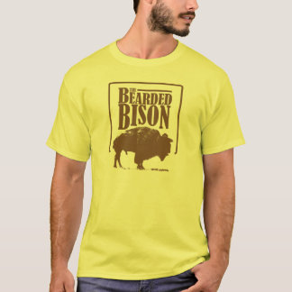 The Bearded Bison T-Shirt
