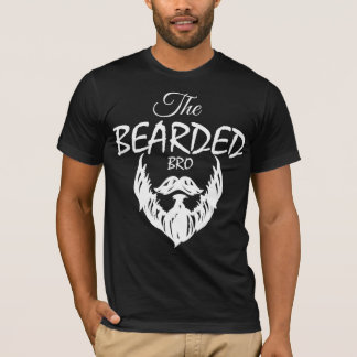 The Bearded Bro American Apparel T-Shirt