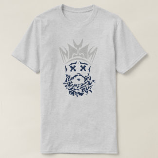 The Bearded King- Dallas Cowboys T-Shirt