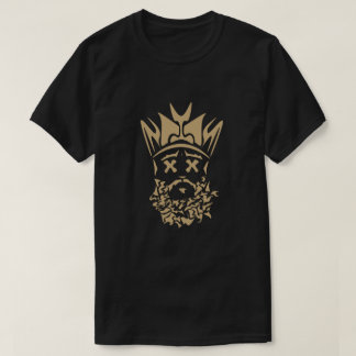 The Bearded King- New Orleans Saints T-Shirt
