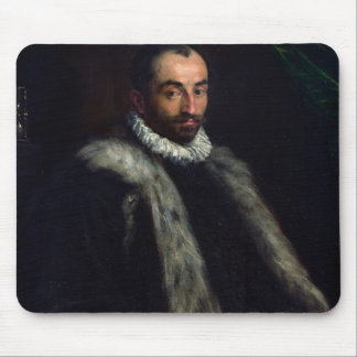 The Bearded Man, 1580 Mouse Mat