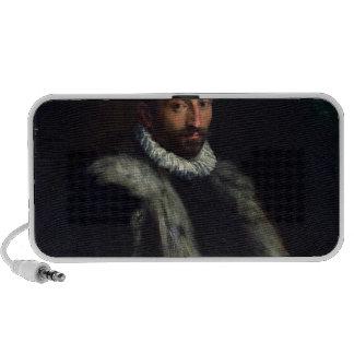 The Bearded Man, 1580 Travel Speakers