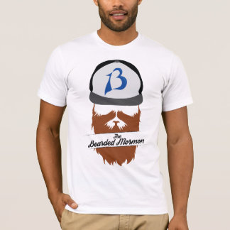 The Bearded Mormon - Basic T-Shirt