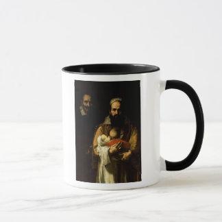 The Bearded Woman Breastfeeding, 1631 Mug