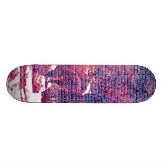 The bears' stands red/blues skateboard decks