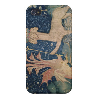 The Beast of the Sea with Seven Heads iPhone 4/4S Case