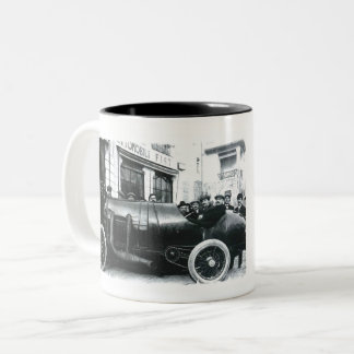 THE BEAST OF TURIN - 1911 Two-Tone COFFEE MUG