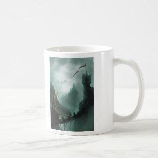 the beast returns fantasy dragon mug