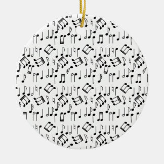 The Beat Goes On Christmas Ornament