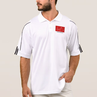 The Beat Goes on - Funny Post-Heart Attack Polo Shirt