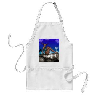 The beautiful devil apron