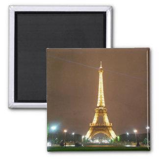 The Beautiful Eiffel Tower Refrigerator Magnet