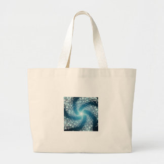 The Beautiful Galaxy Canvas Bags