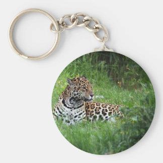 The Beautiful Jaguar Key Ring