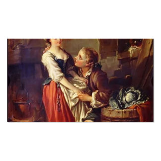 Thebeautifulkitchen by Francois Boucher Business Card