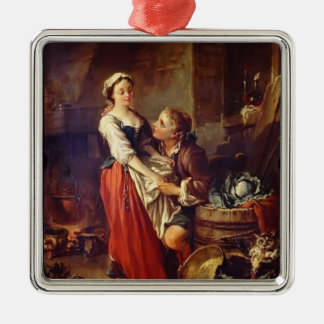 Thebeautifulkitchen by Francois Boucher Ornaments