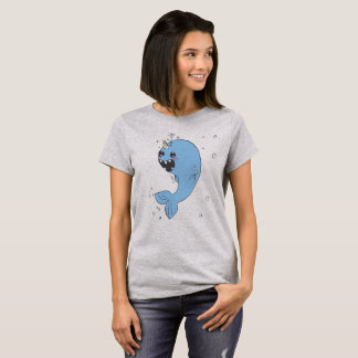 The Beautiful Narwhal T-Shirt