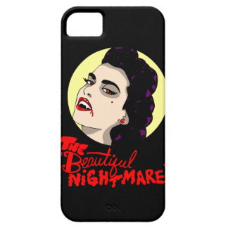 'The Beautiful Nightmare' Vampire Barely There iPhone 5 Case