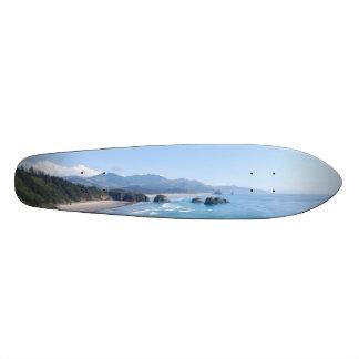 The Beautiful Oregon Coast from Ecola Park Skate Boards