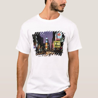 The beauty color and energy of famous Times T-Shirt