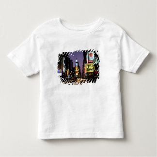 The beauty color and energy of famous Times Tee Shirt