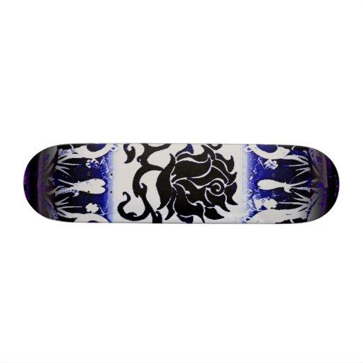 The beauty I felt by FlyingBeauties Skate Board Decks