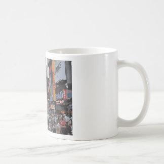 The Beauty of a City Basic White Mug