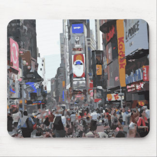 The Beauty of a City Mouse Pad