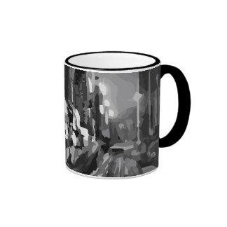 The Beauty of a City Coffee Mug