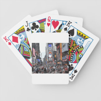 The Beauty of a City Poker Cards
