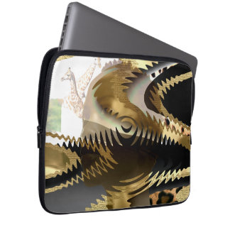 The Beauty of Africa. Laptop Computer Sleeve