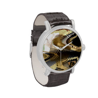 The Beauty of Africa Wrist Watches
