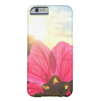 the beauty of flowers barely there iPhone 6 case