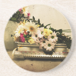The Beauty of Flowers Coaster