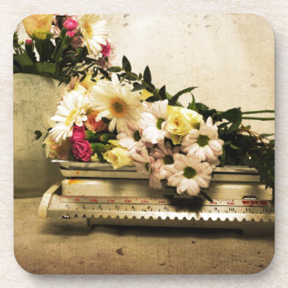 The Beauty of Flowers Drink Coaster
