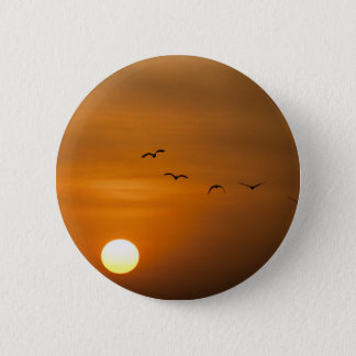 The beauty of Nature 6 Cm Round Badge