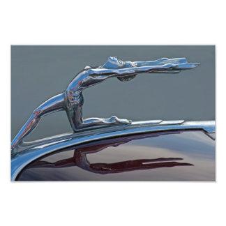The Beauty Of Oldsmobile. Art Photo