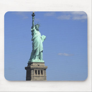 The beauty of the famous Statue of Liberty on Mouse Mat