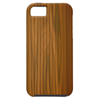 The Beauty Of Wood Look iPhone 5 Case