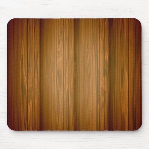 The Beauty Of Wood Mousepad